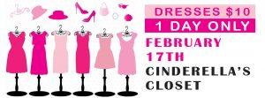 Cinderellas Closet Feb 17